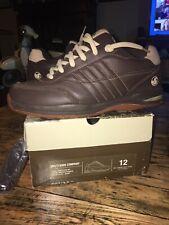 DVS Shoes F/Wilson SP Jerome Wilson Sz 12 Color: Brown Pebble