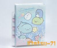 Jinbesan Memo pad 100 sheets JINBESAN Face series San-X 39901
