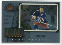 1997-98 Donruss Canadian Ice Stanley Cup Scrapbook 23 Mark Messier CS 430/1500