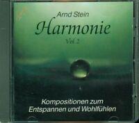 Arnd Stein Harmonie Vol 2 Cd Eccellente Spedito 48H