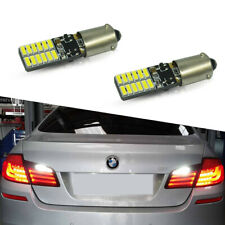 H21W 24-SMD Xenon White LED Backup Reverse Lights For BMW 16-up LCI F30 3 Series