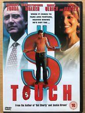 Christopher Walken TOUCH ~ 1997 Paul Schrader / Elmore Leonard Cult Film UK DVD