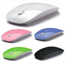 Mini souris sans fil - Bluetooth 2.4 - pour PC portable + dongle Bluetooth