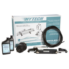 Johhnson Evinrude Uflex Hytech1 Hydraulic Steering Kt Helm-Cylinder-Hose 150Hpmx
