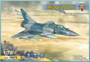 DASSAULT MIRAGE 2000C (France, Greece & India) MODELSVIT 1/72 Plastic Kit