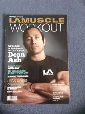 LA Muscle Workout Magazine Issue 2