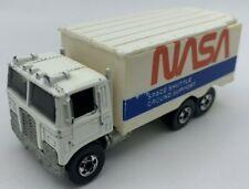 Vintage Hot Wheels Diecast 1979 NASA Highway Hauler Space Shuttle Ground Support