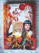KING OF THE SUN: YUL BRYNNER, G CHAKIRIS (1963). SUPER RARITY DVD, NEW & SEALED!