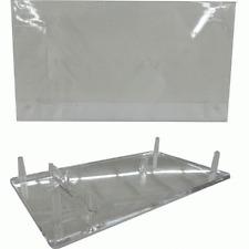 GilbarcoT17635-02 Advantage Push To Start (PTS) PPU Protective Acrylic & Filler