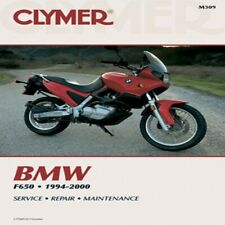 Clymer Repair Manual BMW F650 94-00 M309 70-0309 27-M309 274001 27-M309