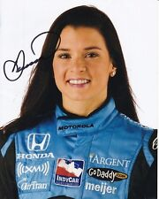 DANICA PATRICK signed autographed INDY photo (1)