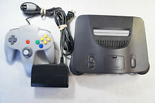Nintendo 64 Console Video Game System N64