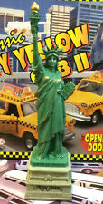 "LARGE 10"" Statue of Liberty Replica Figurine w. Base Souvenir New York City f023"