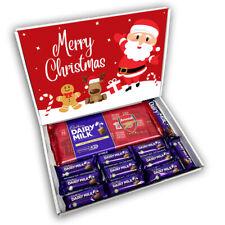 Arsenal Cadburys Dairy Milk Chocolate Bars Gift Box Hamper Christmas Present