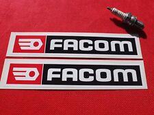 Pair of  Facom stickers