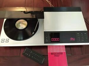 Bang & Olufsen Beocenter 7007 music centre with record, tape and radio tuner