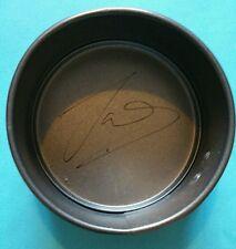 James Martin 'Saturday Kitchen', hand signed mini cake tin. Last one!!!!