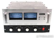 McIntosh MC2500 Vintage Stereo Power Amplifier; MC-2500; 500W;