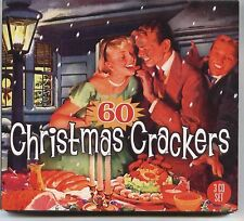 Various Artists-60 Christmas Crackers 3 CD