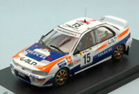 Coche Auto Rally Escala 1:43 Trofeu Subaru Impreza N.15 9th Rally Of Port