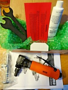 NIB Cleco Dotco 12LF201-36 Right Angle Grinder 12LF Series BRAND NEW Full Kit
