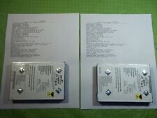 """Lot of 2 Seagate ST340015A 9Y3001  40GB IDE 3.5"""" HARD DRIVES 'Perfect Condition"""""""