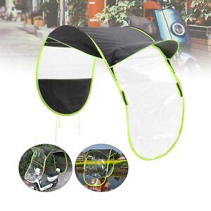 Universal Car Motor Scooter Umbrella Mobility Sun Shade & Rain Cover Waterproof