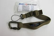 USMC BLUE FORCE GEAR ONE PT TACTICAL SLING OMEGA CARABINER UNIVERSAL WIRE LOOP