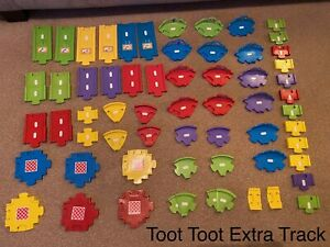 Toot Toot Track And Vehicles