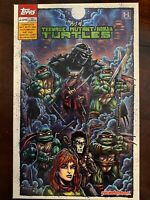 2019 Topps Art of Teenage Mutant Ninja Turtles TMNT COMPLETE SET 1-100 CARDS New