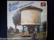 VINYL LP - TAKE ME HOME - BOXCAR WILLIE - BRA1011