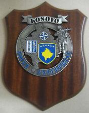 """Crest """"MISSIONE NATO JOINT ENTERPRISE"""" - KOSOVO """"KFOR"""" - (Originale da PX Area)"""