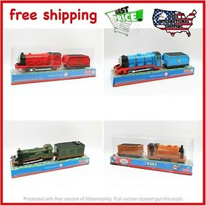 Original Thomas and Friends Donald Plastic Electric Train Set With Free Shipping