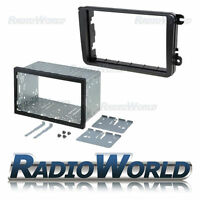 Volkswagen Golf / Passat Double Din Fascia Panel Adapter Plate Cage Fitting Kit