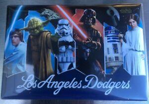 Los Angeles Dodgers-Star Wars Magnet