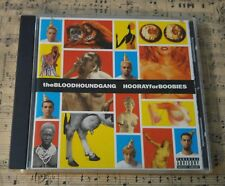 The Bloodhound Gang - Hooray For Boobies CD 2000 Pre-Owned Very Good Condition