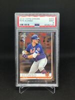 2019 Topps Chrome Pete Alonso Mets Rookie PSA 9