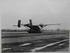 Real Photo Aeroflot Ways Air plane line Russian An AH 14 ATVs Bag hover crafts