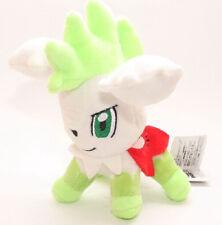 "Pokemon Center Plush Doll 6"" Pokedoll Shaymin Plush Doll Great Gift"