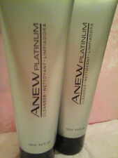 AVON ANEW Anew Platinum Cleanser - TWO CLEANSERS!!