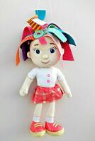 "2010 Everything's Rosie 14"" TALKING ROSIE Soft Plush Toy Doll"