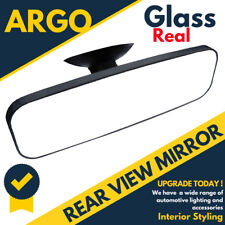 Car Interior Rear View Suction Cup Mirror Windowscreen Jaguar X Type Saloon