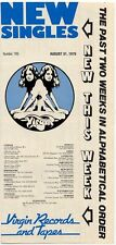 Kate Bush Dukes ELO Geils Lowe G Numan Rainbow Runaways Ruts Thin Lizzy #2 Guide