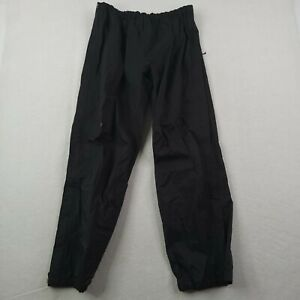 Outdoor Research Pants Mens Large 30 Inseam Black Wind Rain Shell Pullover