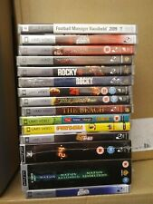NEW AND SEALED 16 PSP UMD FILMS MOVIES JOBLOT BUNDLE !! WITH FREE GAME !!