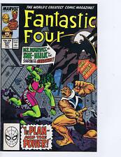 Fantastic Four #321 Marvel 1988