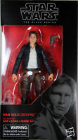 "Star Wars Black Series ~ 6"" BESPIN HAN SOLO Action Figure ~ Empire Strikes Back"