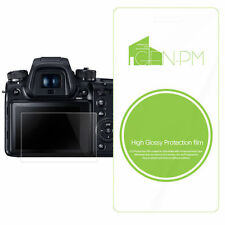 GENPM High Glossy Nicon D7200 camera screen protector LCD guard Protection film