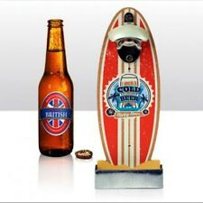 Surfboard Wall Mounted Bottle Opener #70017