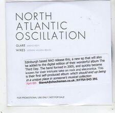 (GC803) North Atlantic Oscillation, Glare - DJ CD